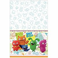 Ugly Dolls - Агли Доллс Скатерть Ugly Dolls Movie 1,4х2,4м 1502-4773