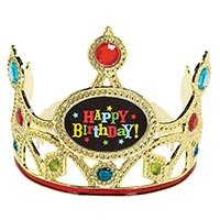 Happy Birthday Корона Happy Birthday Звезды 1501-3910