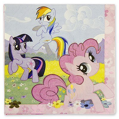 My Little Pony Салфетки My Little Pony 1502-1326