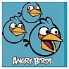 Angry Birds Салфетка Angry Birds, 25 см, 16 штук 1502-1113
