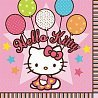 Hello Kitty Салфетка Hello Kitty, 16 штук 1502-0930